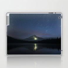 Lights on Mount Hood Laptop & iPad Skin