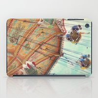 Riding High iPad Case