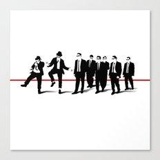 Reservoir Brothers Canvas Print