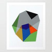 Abstract No. 6 Art Print