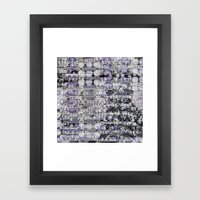 Post-Digital Tendencies … Framed Art Print