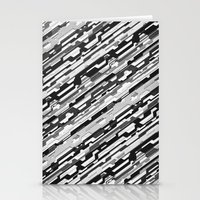 36° (monochrome series) Stationery Cards