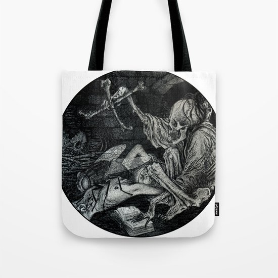 Puppeteer Tote Bag