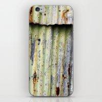 the crack iPhone & iPod Skin