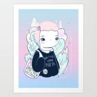 LOMA Art Print