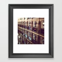 You've Got Mail Framed Art Print