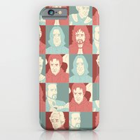 iPhone & iPod Case featuring Rickmans by Derek Eads