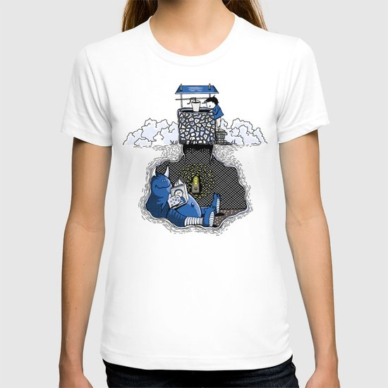 Nightlights and Oven Mitts T-shirt