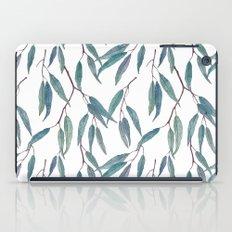 Eucalyptus leaves iPad Case