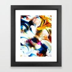 On 37 Framed Art Print