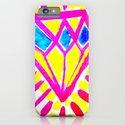 Rough Diamond iPhone & iPod Case