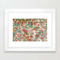 Chinoise Framed Art Print