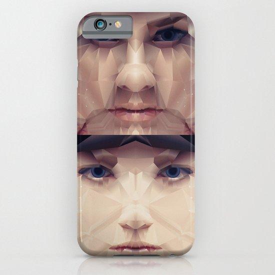 Facet_AB2 iPhone & iPod Case