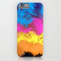 iPhone & iPod Case featuring After An Afternoon by Galaxy Eyes