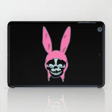 Grey Rabbit/Pink Ears iPad Case
