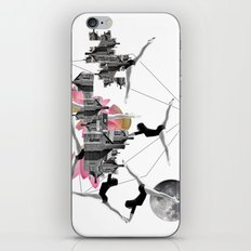 Magical Attack iPhone & iPod Skin