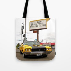 The holdout Tote Bag