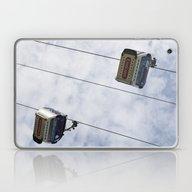 Emirates Cable Car Londo… Laptop & iPad Skin