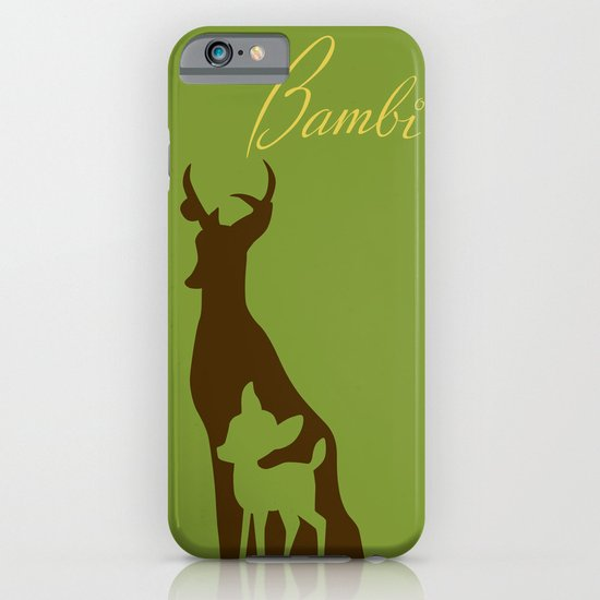Bambi iPhone & iPod Case