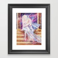 Fate : Universe Framed Art Print