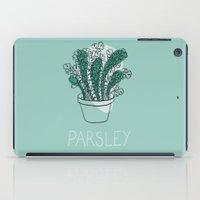 Parsley iPad Case