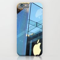 iPhone & iPod Case featuring Apple Store @ NYC by Clara Ungaretti