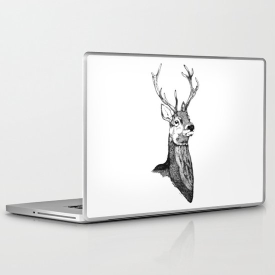 Noble Stag Laptop & iPad Skin