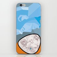Dr. Phipp's Crystal Man iPhone & iPod Skin