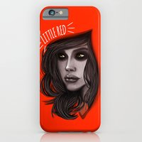 iPhone & iPod Case featuring Little Red  by Fla'Fla'