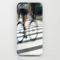 iPhone & iPod Case featuring City Traveler by Karol Livote