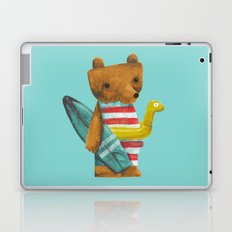 Summer Bear Laptop & iPad Skin