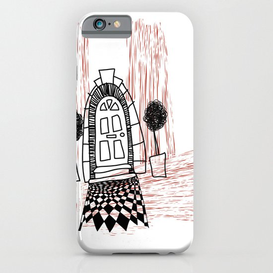 10 London Road iPhone & iPod Case
