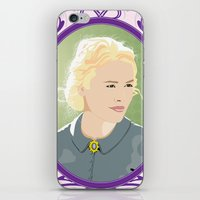 Hell on Wheels - Lily Bell iPhone & iPod Skin