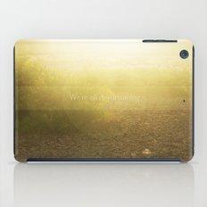 Daydreaming iPad Case