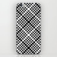 Geometric Tribal iPhone & iPod Skin