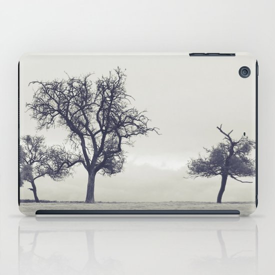 bleak trees... iPad Case