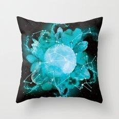 lunaverse Throw Pillow