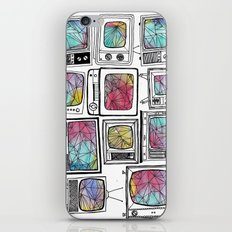 colour tv iPhone & iPod Skin