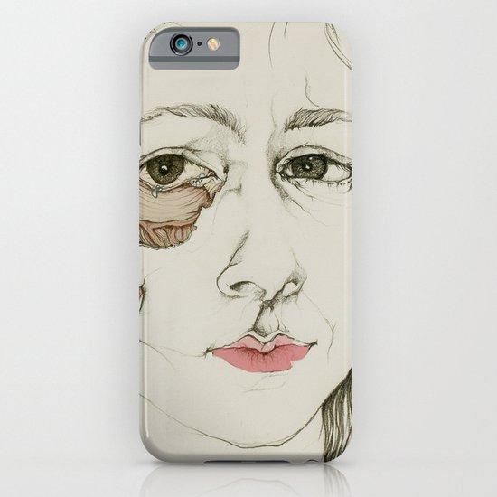 Sueños rotos iPhone & iPod Case
