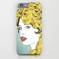 Blonde Bombshell iPhone 6 Slim Case