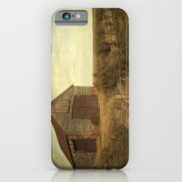 iPhone & iPod Case featuring Coal Shed, Thornham, Norfolk by David Turner