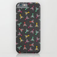 iPhone & iPod Case featuring No Flies On Me [small] by Veronica Galbraith