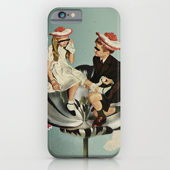 Home Nursing iPhone & iPod Case