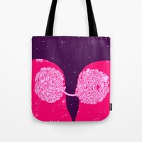 Quantum Lovers Tote Bag