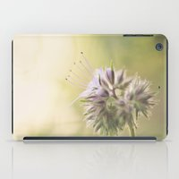 Phacelia iPad Case