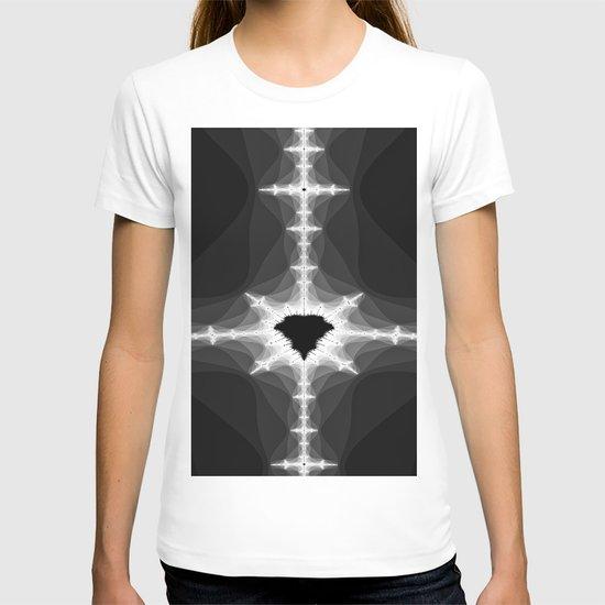 Cross Fractal T-shirt