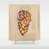 - Love - Shower Curtain