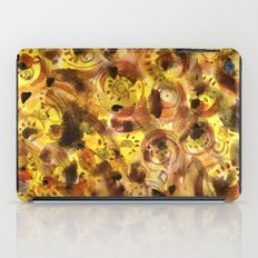 Bird and bugs on a sunny day. iPad Case