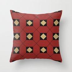 Base Throw Pillow