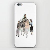 Stripe Tease iPhone & iPod Skin